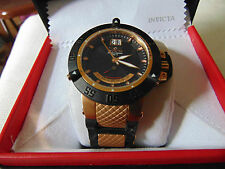 Invicta Men's Subaqua Noma III Swiss Made 18K Ion Plated SS Quartz Watch L@@K!!!