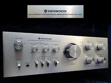 Vintage Amp 70's Verstärker KENWOOD KA-7100 DC Stereo Integrated Amplifier