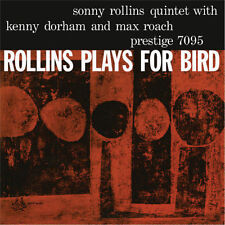 Sonny Rollins - Rollins Plays For Bird+++Hybrid  SACD+Analogue Productions+NEU++