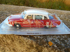 TATRA 603-1 - SCALA 1/43