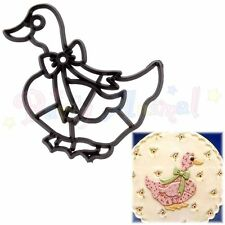 Sugarcraft Patchwork cutters- Duck Cutter