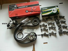 VW PASSAT GOLF TOURAN JETTA Rocker Arm Set AND TIMING CAM BELT KIT 2.0TDi 16v