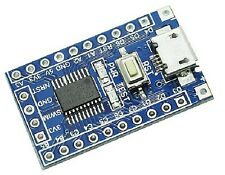 STM8S103F3P6 MCU Development Board for Arduino micro-USB connector CHIP 138 B