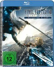 Final Fantasy VII: Advent Children (Director's Cut) [Blu-ray] * NEU & OVP *