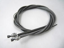 Modolo Brake Cable & Housing Mtb & Flat Bar Lever Heads Grey Vintage Bike NOS