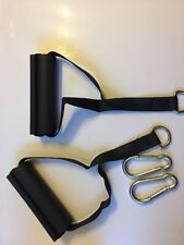 Bowflex Handles Hand Grips Ankle Cuff Pair Original Xtreme Ultimate W/ Hooks NEW