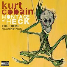 KURT COBAIN MONTAGE OF HECK DELUXE CD ALBUM (November 13th 2015)