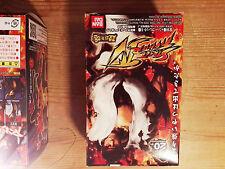 Street Fighter Complete 4er Set - Chun-Li + Ryu + Ken + Vega / Mr. Bison
