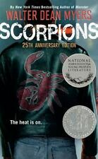 Scorpions (rack), Walter Dean Myers, Good Condition, Book