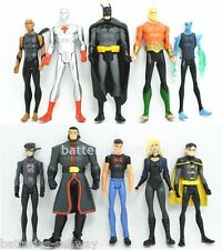 Lot 10 DC Universe Young Justice League Teen Titans Aquaman Flash action Figures