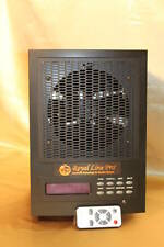2015 LIVING FRESH AIR PURIFIER OZONE CLEANER IONIZER SMOKE EATER+EcoQuest Plates