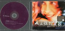 ALANIS MORISSETTE CD single 2 tracce EVERYTHING made in GERMANY 2004 PROMO