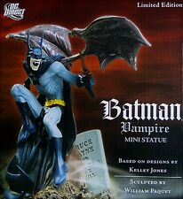 BATMAN: BATMAN VAMPIRE VERSION STATUE