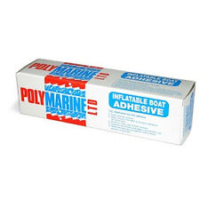 Polymarine 70ml 1 Part Inflatable Boat Adhesive PVC Strongon etc. RIB Dinghy etc
