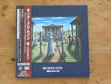 King Crimson:Epitaph Vol.3&4 Japan 2 CD Mini-LP PCCY-01180 Mint (greg elp lake Q
