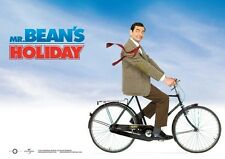 Mr. Bean's Holiday Repro Film POSTER Bike