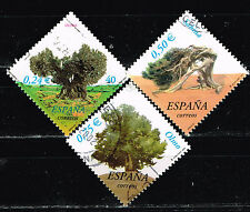 Spain Oldest Trees 2000 stamps