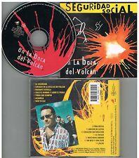 Seguridad Social – En La Boca Del Volcan CD Album 1997