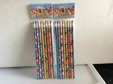 Ty Beanie Boo Pencils-2 Brand New Packs of 8