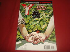 Y- THE LAST MAN #39 Brian K Vaughan  DC Vertigo Comics 2006  NM