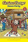 Curious George Dance Party CGTV Reader, Rey, H. A.