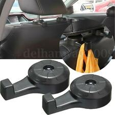 2 pcs Multifunction Car Auto Seat Hook Hanger Bag Coat Purse Hook As Seen On TV