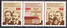 DDR 1975 Mi. Nr. 2050-2052 ZD Postfrisch ** MNH