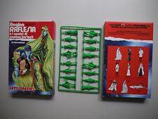Atlantic Regina Raflesia 1978 Figuren Harlock Mazonese Kirita Governante RAI