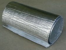 """Reflective Insulation Heat Shield, Double Sided, Thermal Barrier 14"""" by 52"""""""