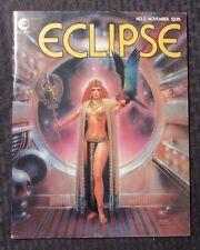 1981 ECLIPSE Magazine #3 VF+ Gene Colan - Ragamuffins