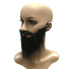 Chic Halloween Mustache Facial Hair Costume Fancy Party Fake Beard Moustache