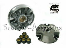 VARIATOR SET with WEIGHTS for YAMAHA Breeze,Neos,Jog Aerox,Zest,BWS 50