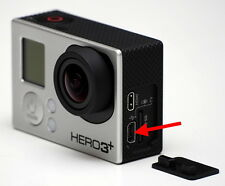 REPAIR SERVICE for GoPro Hero 3 Camera Silver Mini USB Port Replacement
