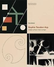 Sophie Taeuber-Arp: Works on Paper (German Edition)-ExLibrary