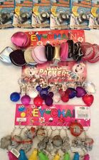 Job Lot Of 50 Deluxe Keyring's New FREE POSTAGE