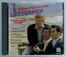 The Lettermen - When I Fall in Love - CD - 1992