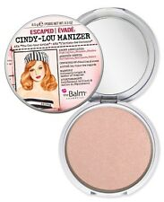 THE BALM CINDY LOU MANIZER HIGHLIGHTER SHADOW AND SHIMMER