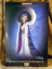 FANTASY GODDESS OF THE ARCTIC BARBIE Bob Mackie Intl Beauty_50840_NRFB w SHIPPER