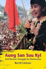 Aung San Suu Kyi and Burma's Struggle for Democracy-ExLibrary