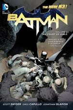 Batman Vol. 1: The Court of Owls (The New 52)-ExLibrary