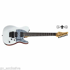 Schecter Wes Hauch PT-7 FR Satin White SWHT Electric Guitar *NEW* AWESOME!