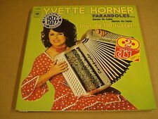 ACCORDEON 2-LP / YVETTE HORNER FARANDOLES...