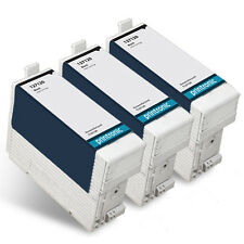 T127 3Pk Ink Cartridges for Epson WorkForce WF-7010 WF-7510 WF-7520 60 545