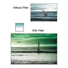 COKIN A SERIES GRADUAL EMERALD E1 FILTER A130 SPECIAL EFFECT FILTER