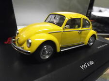 VW Escarabajo Volkswagen Beetle 1200 Sunny bug amarillo Yellow 1/1000 lim roadster 1:43
