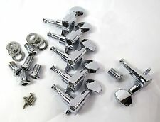 TUNERS Chrome 6 In Line DIE CAST Sealed FREE USA SHIP