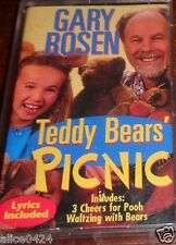 Teddy Bears Picnic by Gary Rosen A.A. Milne and Winnie the Pooh a jaunty beat