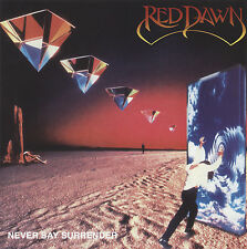 Red Dawn - Never Say Surrender CD 1993 Rainbow David Rosenthal