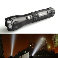 4000 Lumens 3 Modes  XML T6 LED Torch 18650 Flashlight Lamp Light