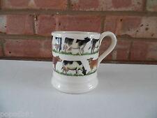 Emma Bridgewater Waitrose Farmers Milk Cow 1/2 Pint Mug 2013 - New